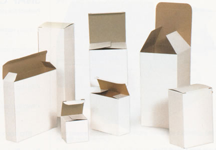 Folding Carton Samples